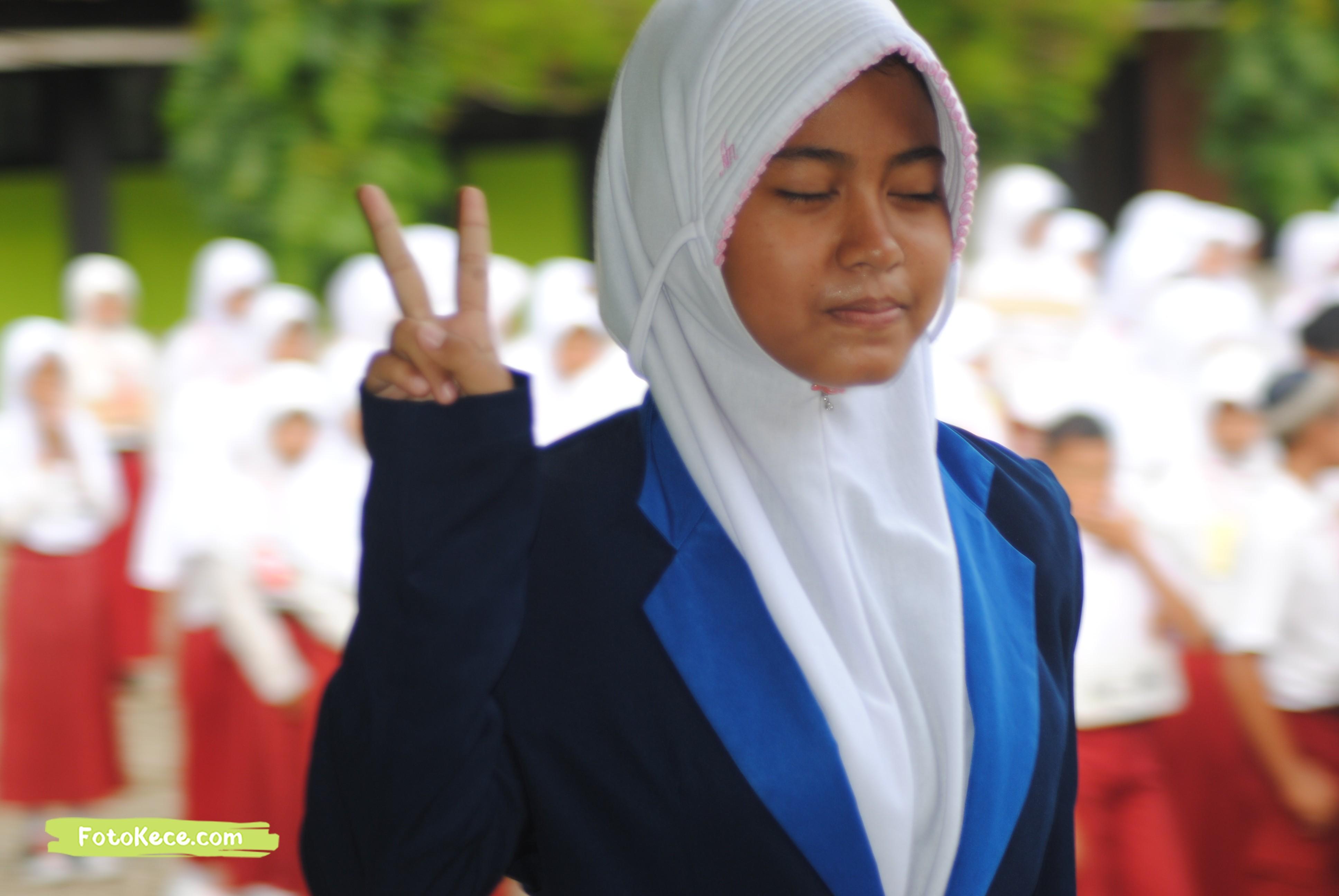 peace girl taaruf 2013 mtsn pasiripis fotokece 91