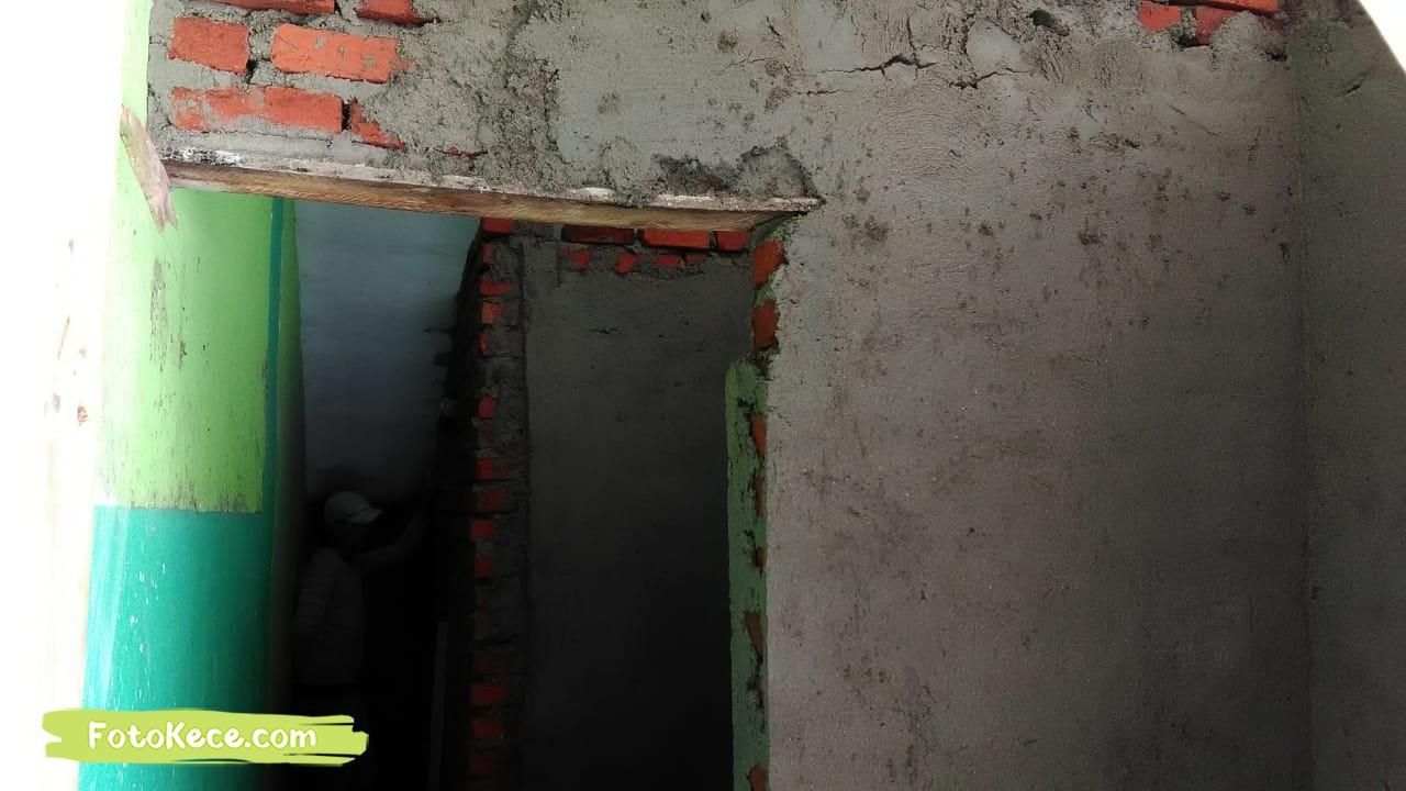 proses perbaikan sarana fasilitas bmn foto kece 2019 101