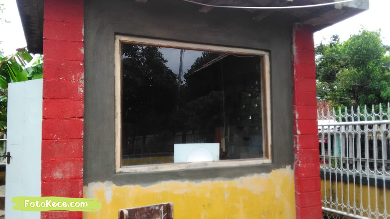 proses perbaikan sarana fasilitas bmn foto kece 2019 104