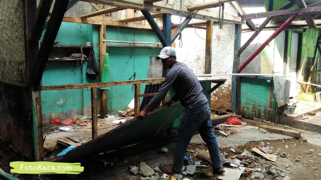 proses perbaikan sarana fasilitas bmn foto kece 2019 123