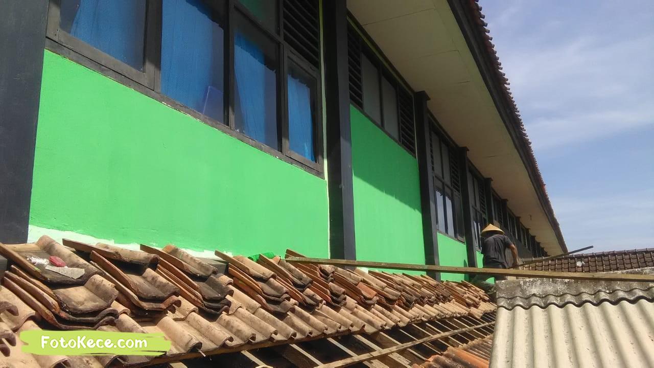 proses perbaikan sarana fasilitas bmn foto kece 2019 197