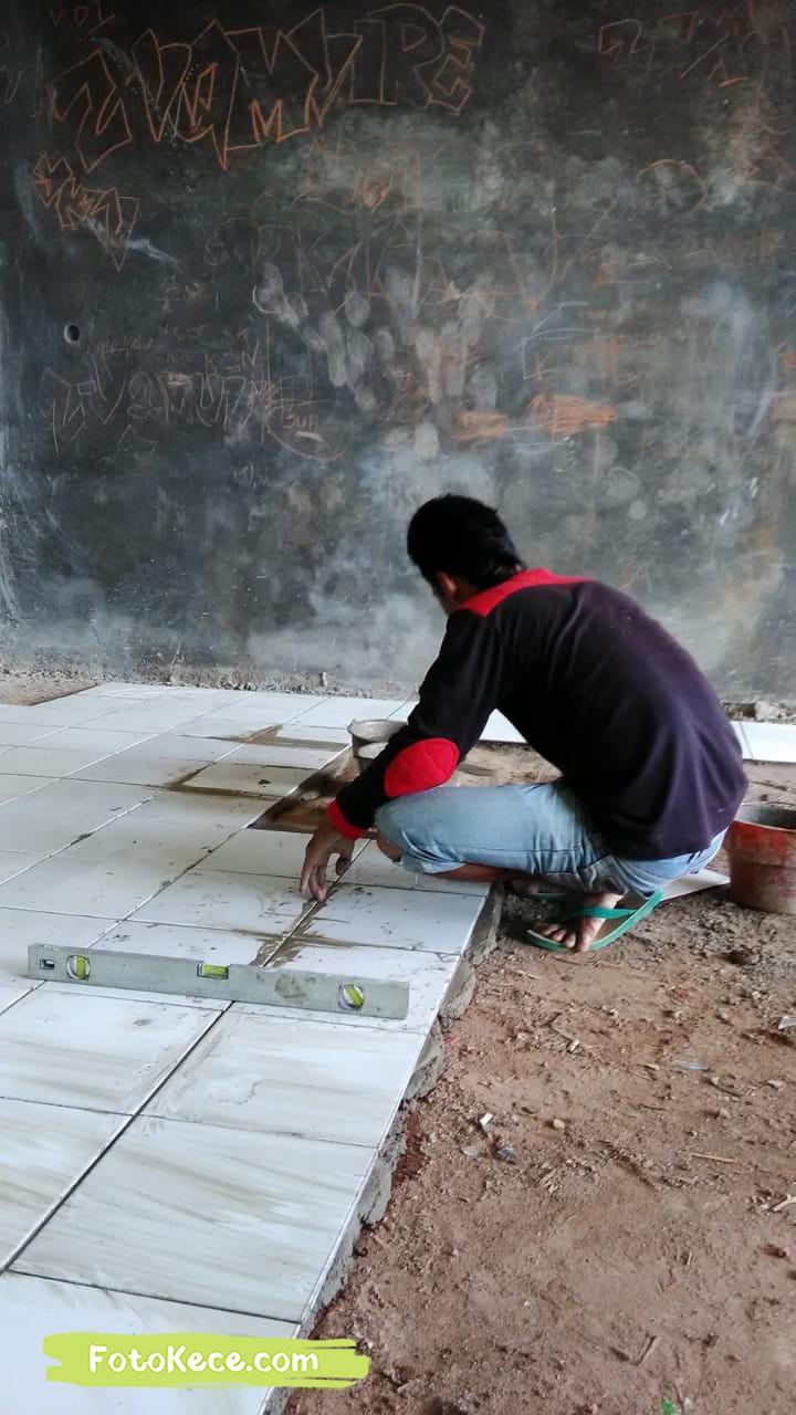 proses perbaikan sarana fasilitas bmn foto kece 2019 223