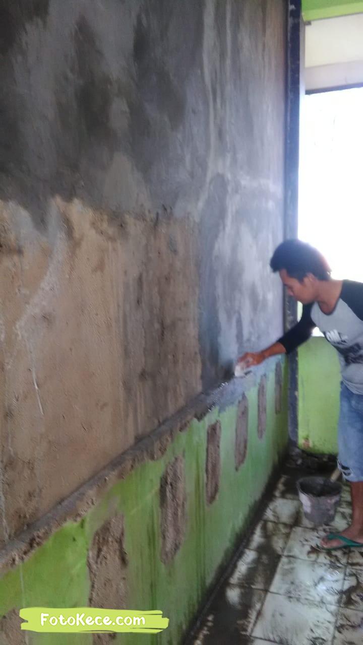 proses perbaikan sarana fasilitas bmn foto kece 2019 225