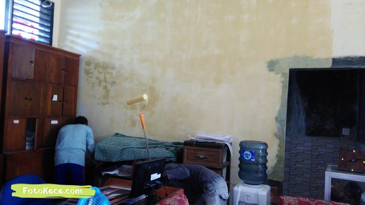 proses perbaikan sarana fasilitas bmn foto kece 2019 38