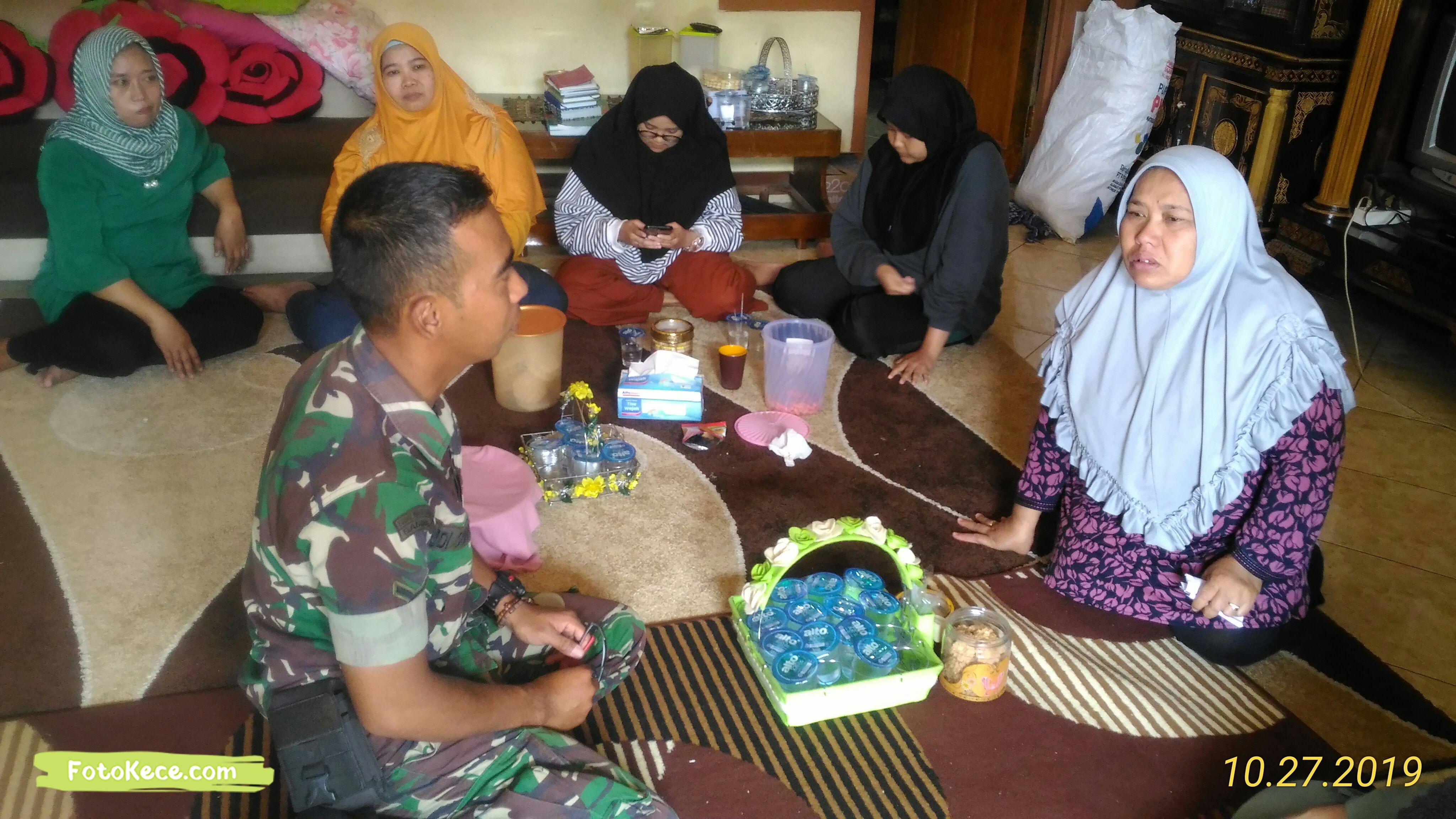 rumah duka pada fatihah untuk dudin syehabudin bin Said Hidayat fotokece
