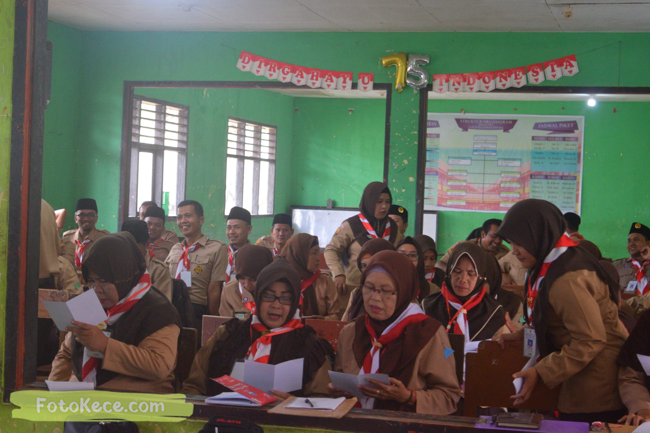 indoor kursus pembina mahir tingkat dasar kmd kwartir ranting surade 2019 fotokece Des 2019 14 scaled