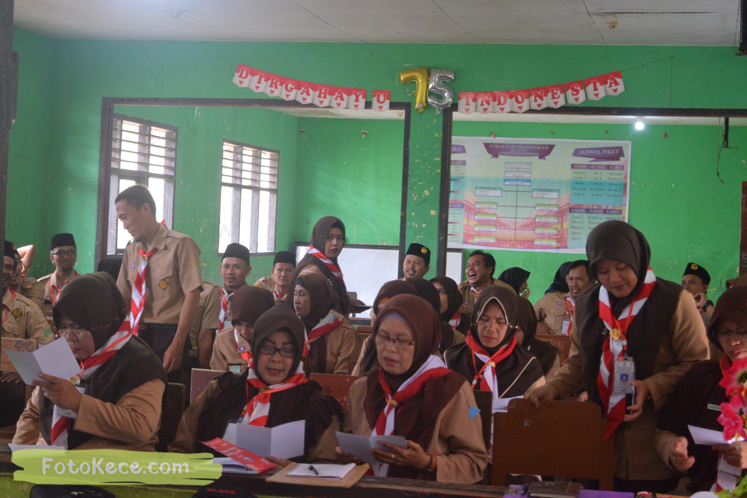 indoor kursus pembina mahir tingkat dasar kmd kwartir ranting surade 2019 fotokece Des 2019 15 scaled