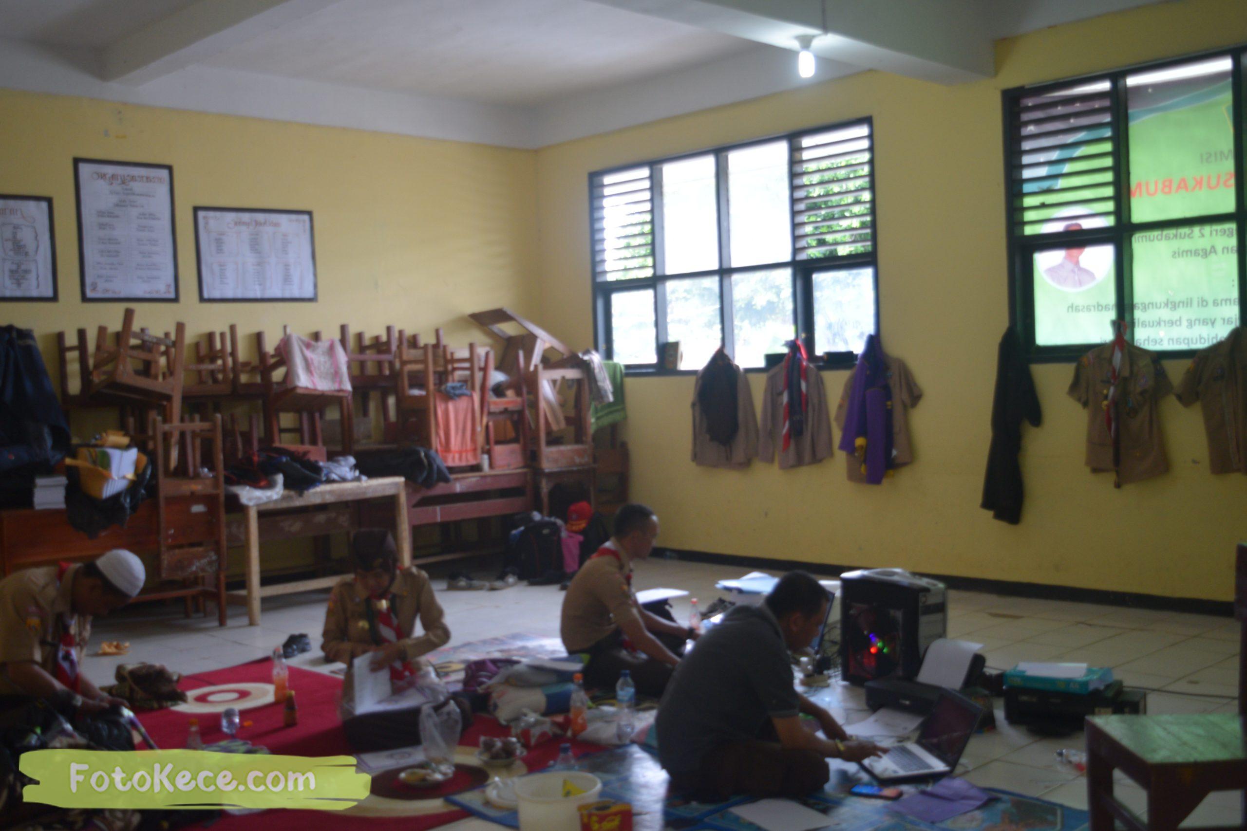 indoor kursus pembina mahir tingkat dasar kmd kwartir ranting surade 2019 fotokece Des 2019 3 scaled