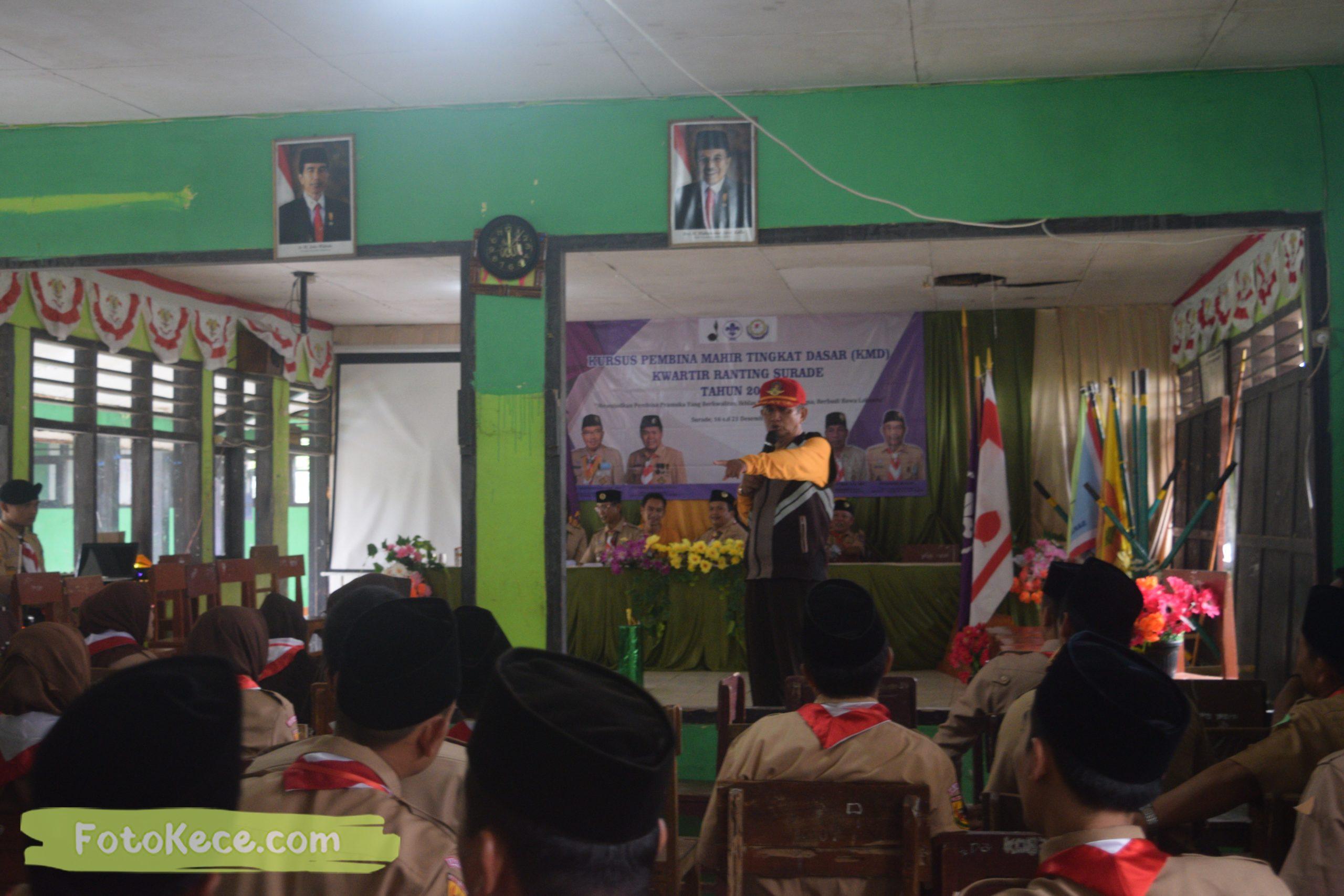 indoor kursus pembina mahir tingkat dasar kmd kwartir ranting surade 2019 fotokece Des 2019 51 scaled