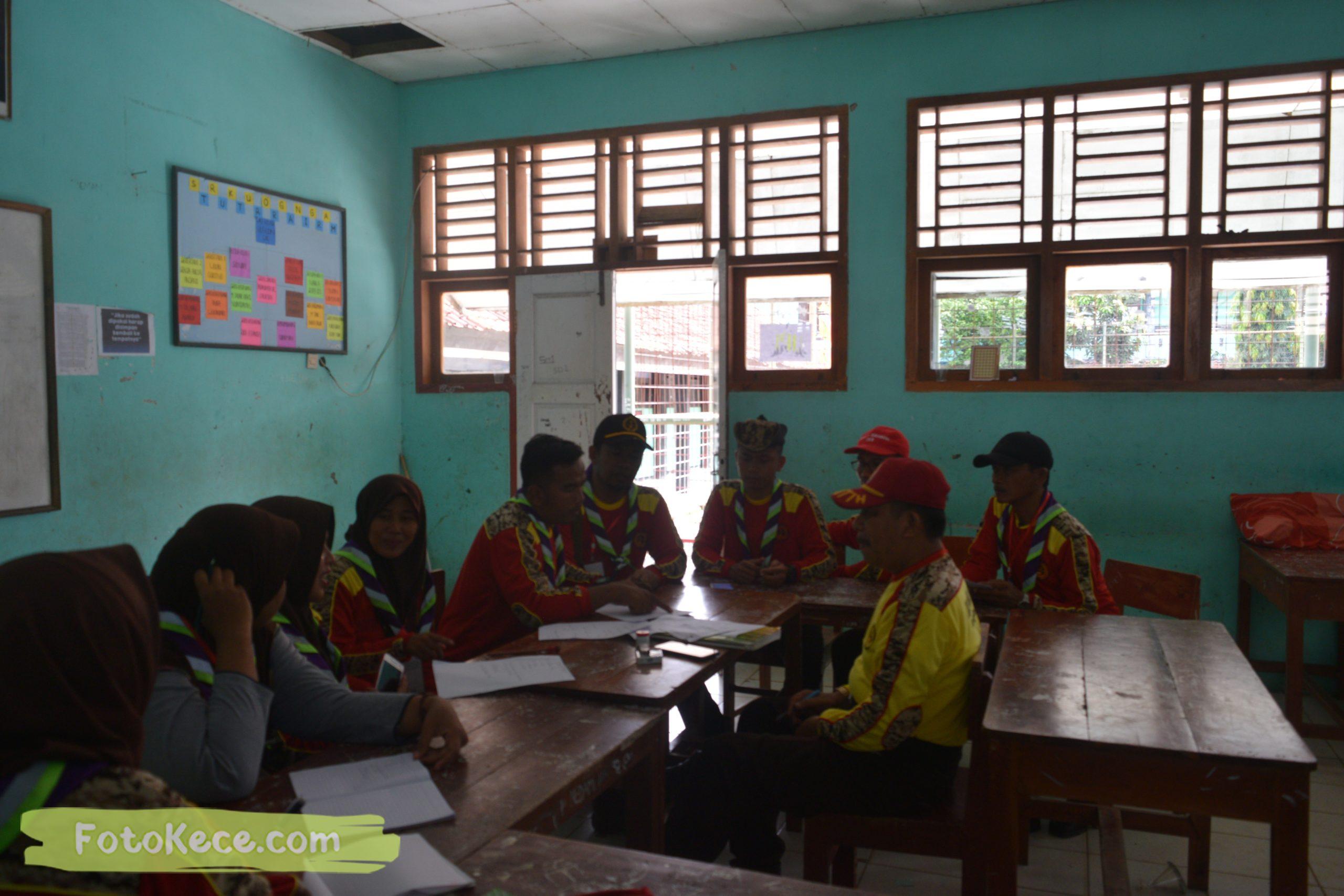 kehebohan pada kursus pembina mahir tingkat dasar kmd kwartir ranting surade 2019 fotokece Des 2019 117 scaled