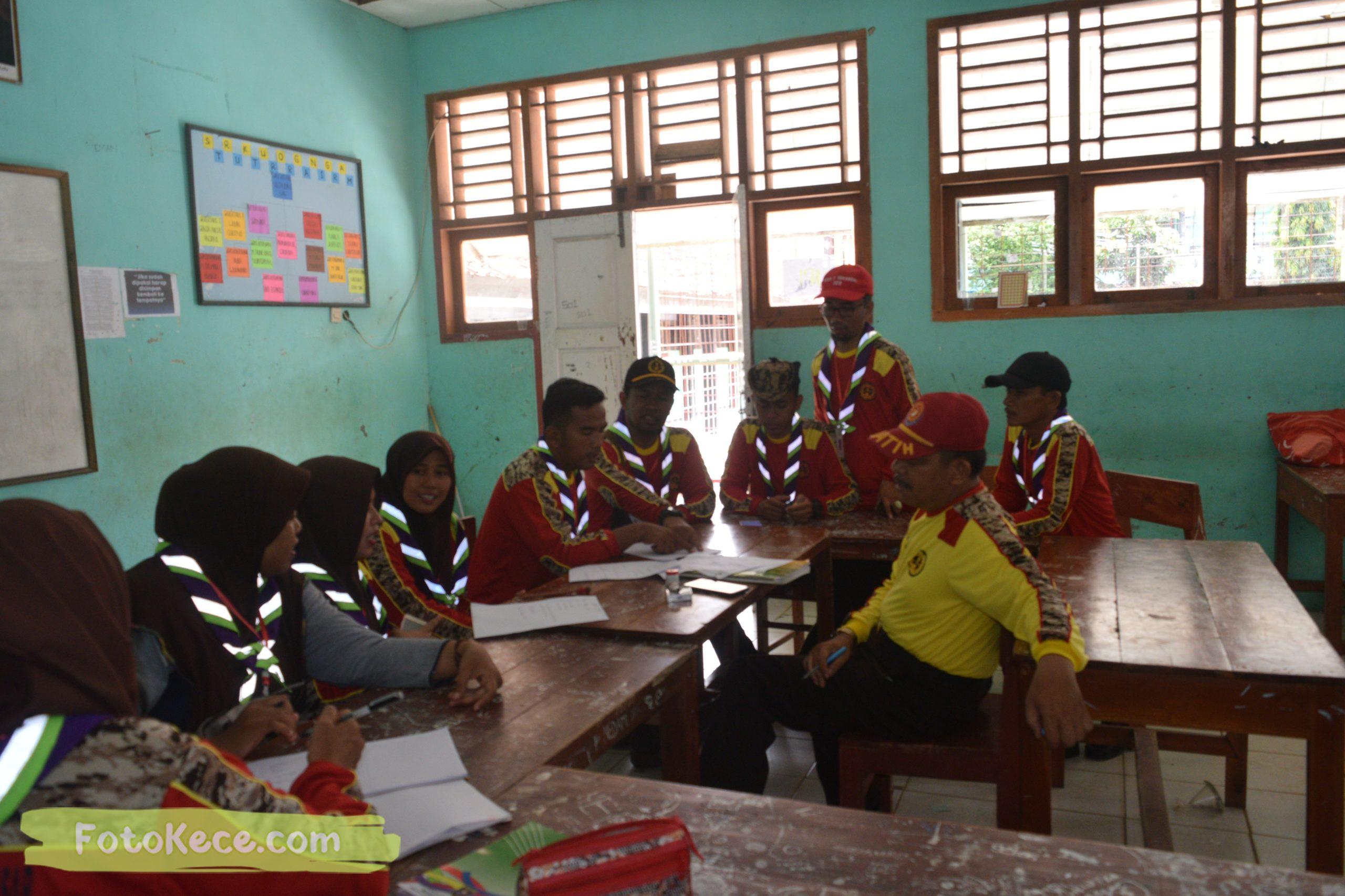 kehebohan pada kursus pembina mahir tingkat dasar kmd kwartir ranting surade 2019 fotokece Des 2019 118 scaled