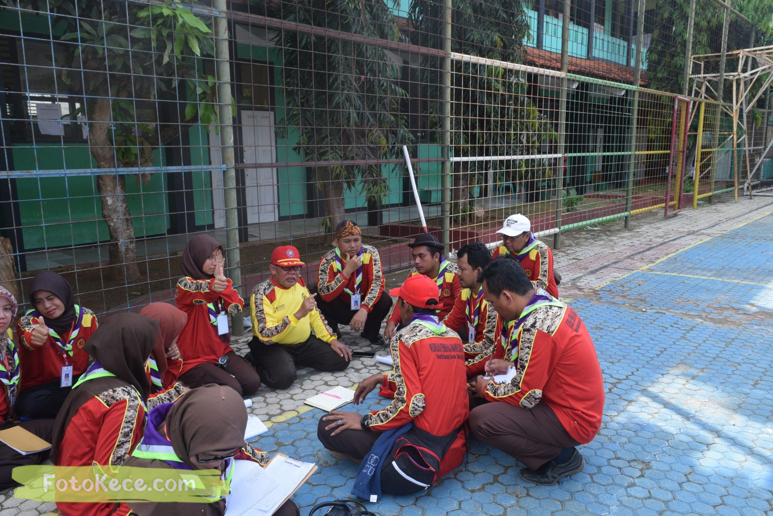 kehebohan pada kursus pembina mahir tingkat dasar kmd kwartir ranting surade 2019 fotokece Des 2019 135 scaled