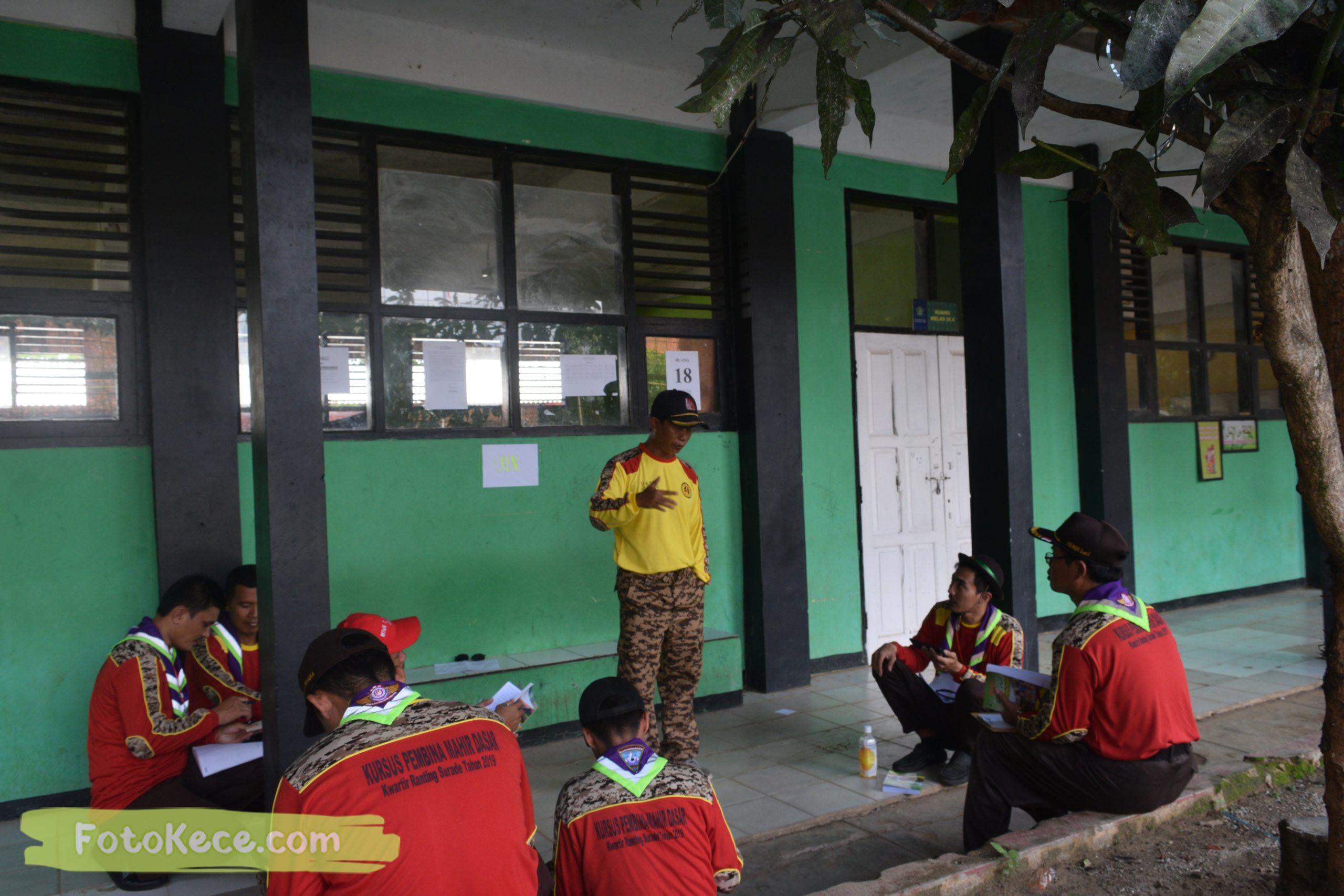 kehebohan pada kursus pembina mahir tingkat dasar kmd kwartir ranting surade 2019 fotokece Des 2019 140 scaled