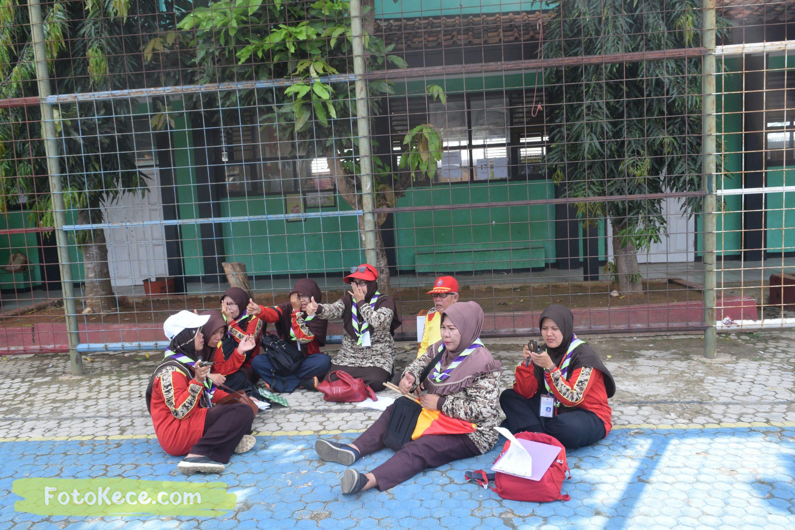 kehebohan pada kursus pembina mahir tingkat dasar kmd kwartir ranting surade 2019 fotokece Des 2019 77 scaled