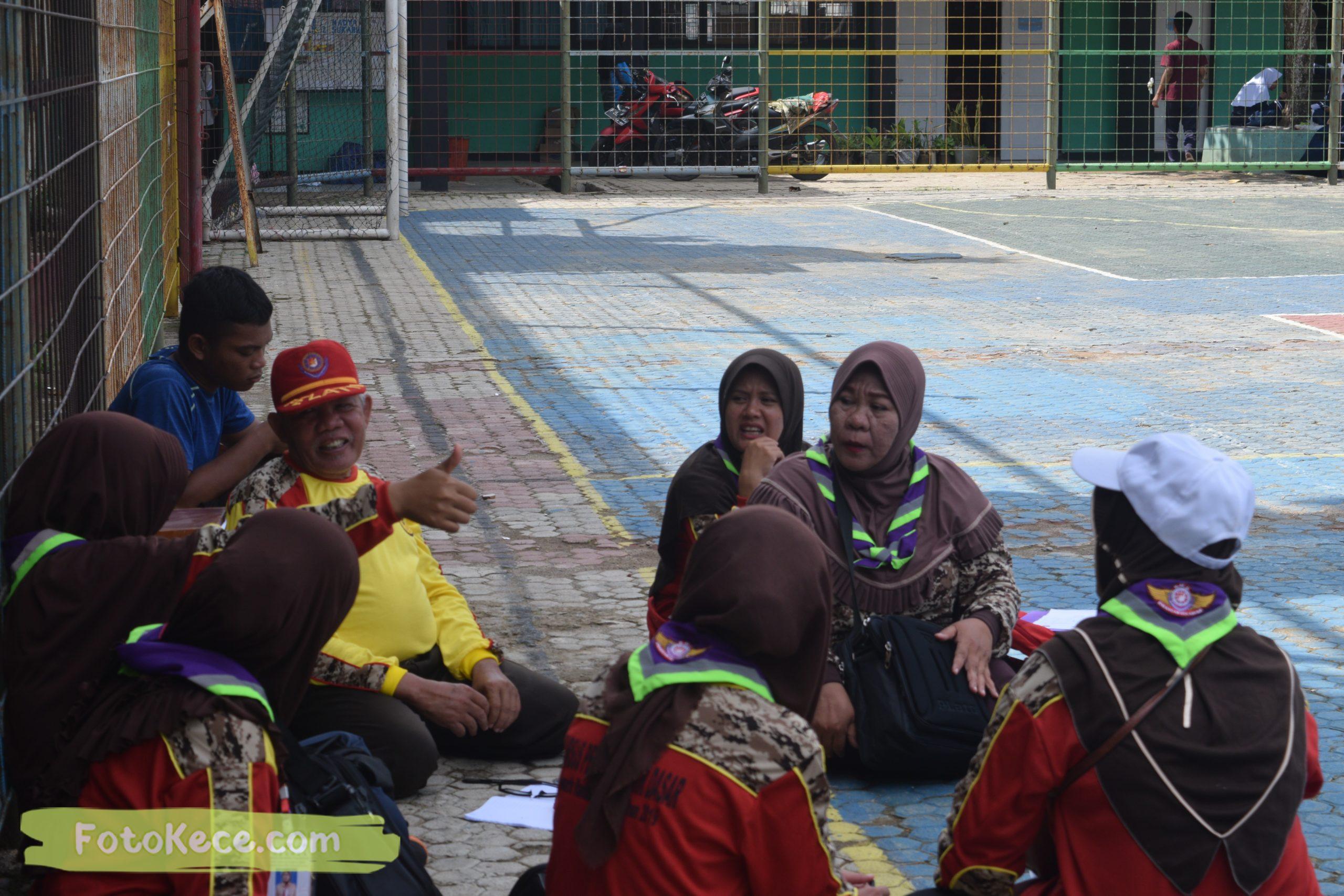 kehebohan pada kursus pembina mahir tingkat dasar kmd kwartir ranting surade 2019 fotokece Des 2019 84 scaled