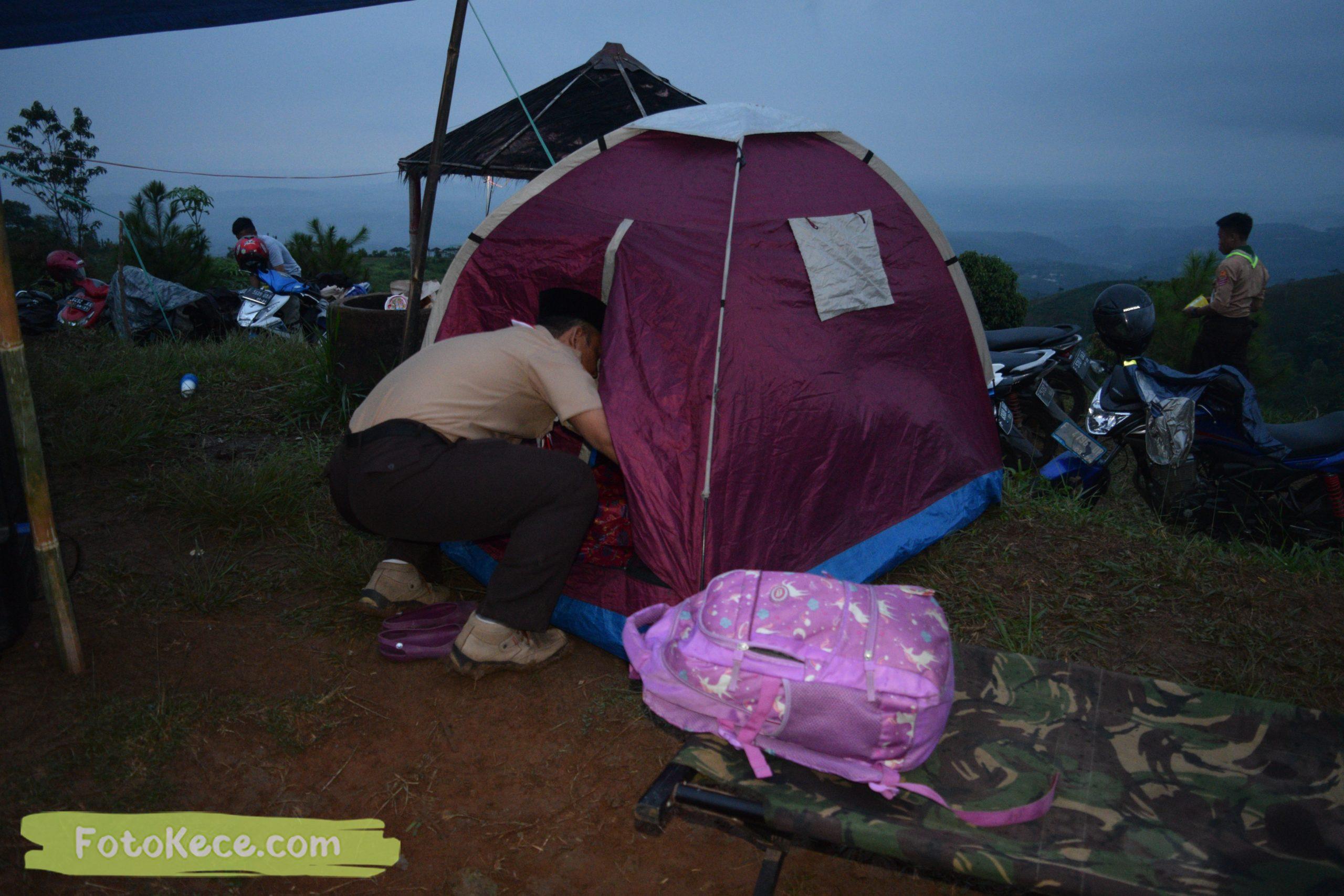 kegiatan sore malam perkemahan narakarya 1 mtsn 2 sukabumi 24 25 januari 2020 pramuka hebat puncak buluh foto kece 51 scaled