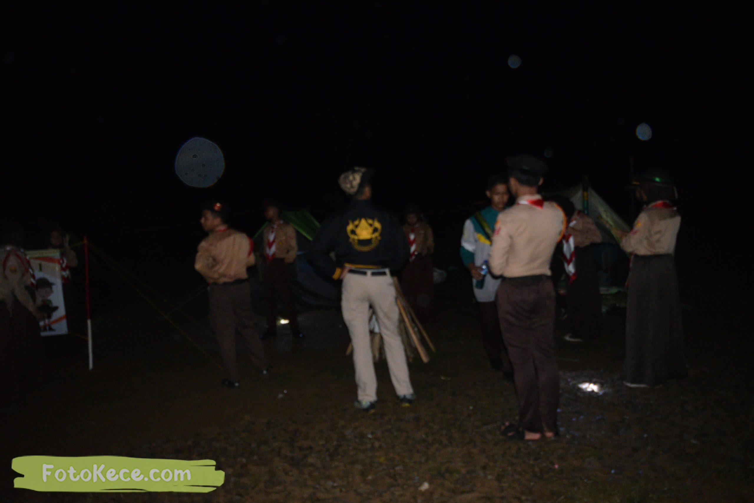 kegiatan sore malam perkemahan narakarya 1 mtsn 2 sukabumi 24 25 januari 2020 pramuka hebat puncak buluh foto kece 53 scaled
