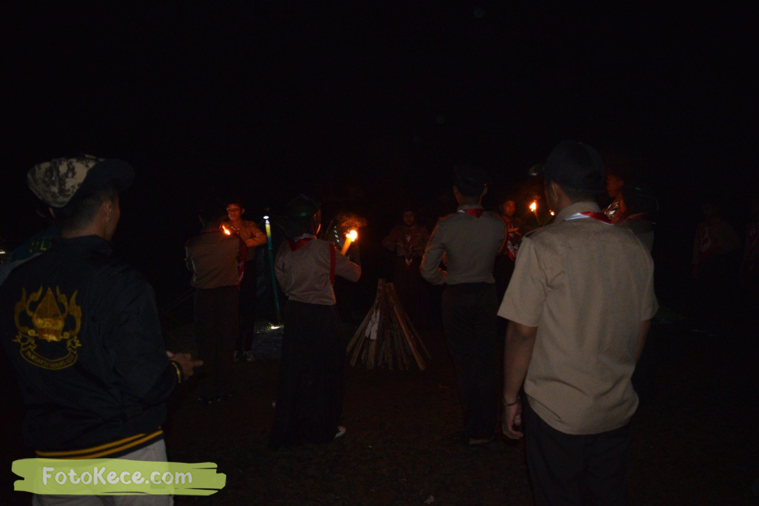 kegiatan sore malam perkemahan narakarya 1 mtsn 2 sukabumi 24 25 januari 2020 pramuka hebat puncak buluh foto kece 58 scaled