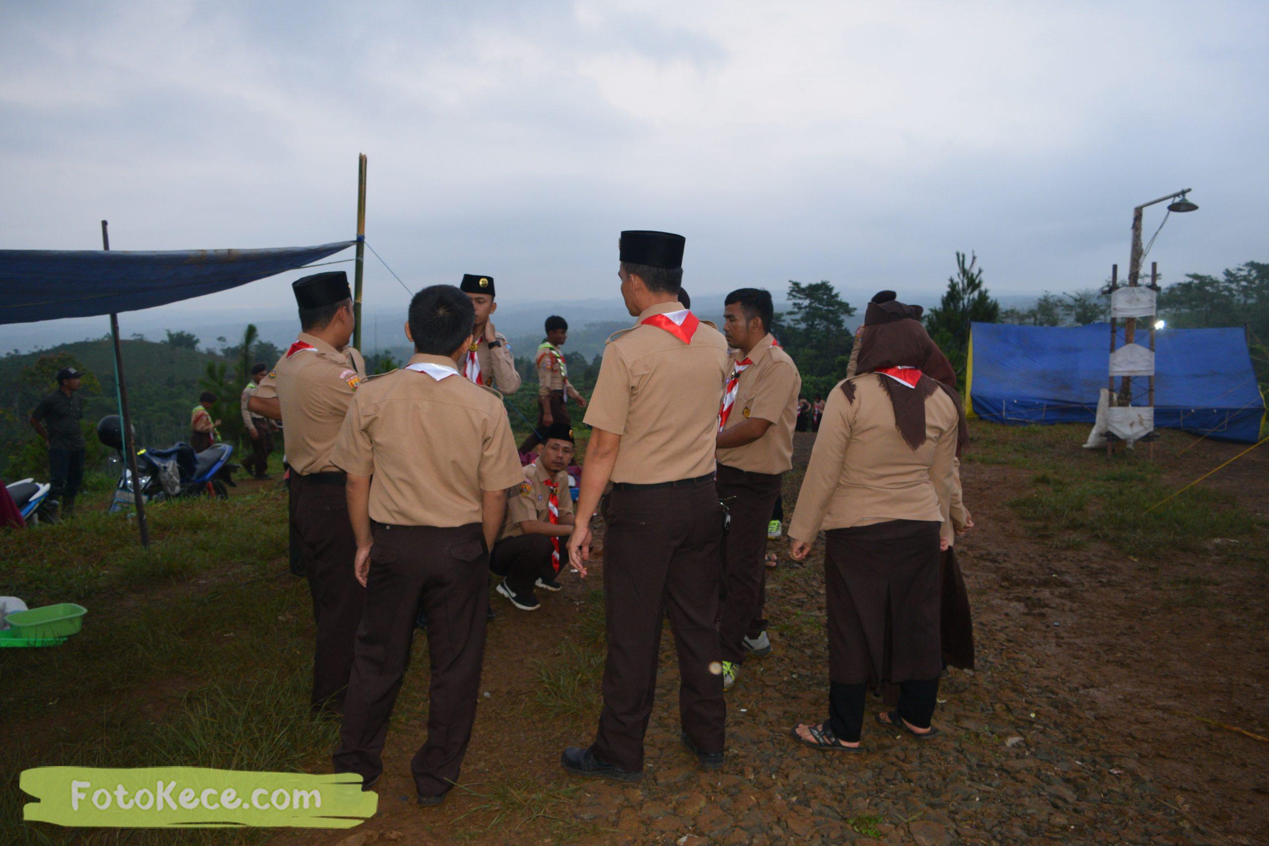 kegiatan sore malam perkemahan narakarya 1 mtsn 2 sukabumi 24 25 januari 2020 pramuka hebat puncak buluh foto kece 6 scaled