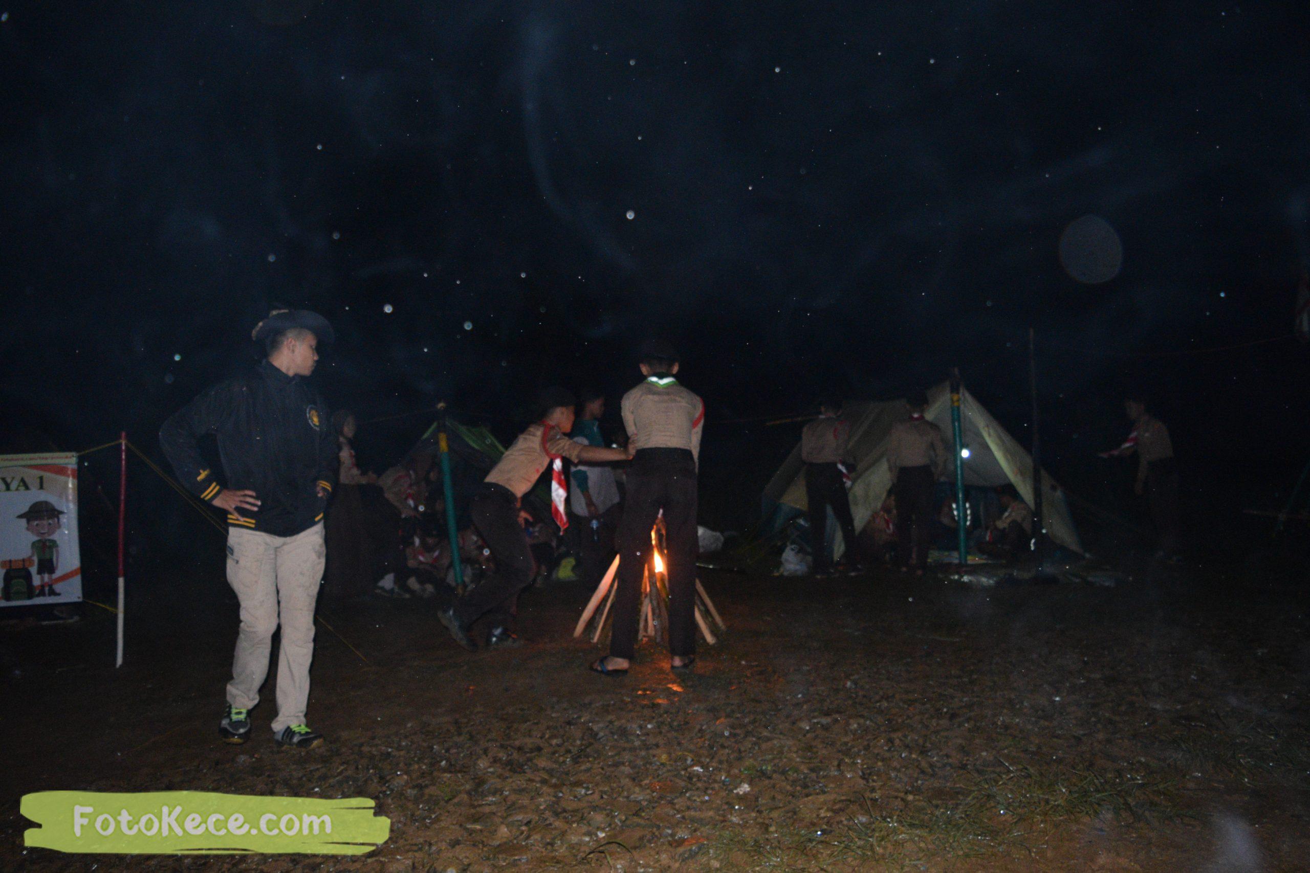 kegiatan sore malam perkemahan narakarya 1 mtsn 2 sukabumi 24 25 januari 2020 pramuka hebat puncak buluh foto kece 65 scaled