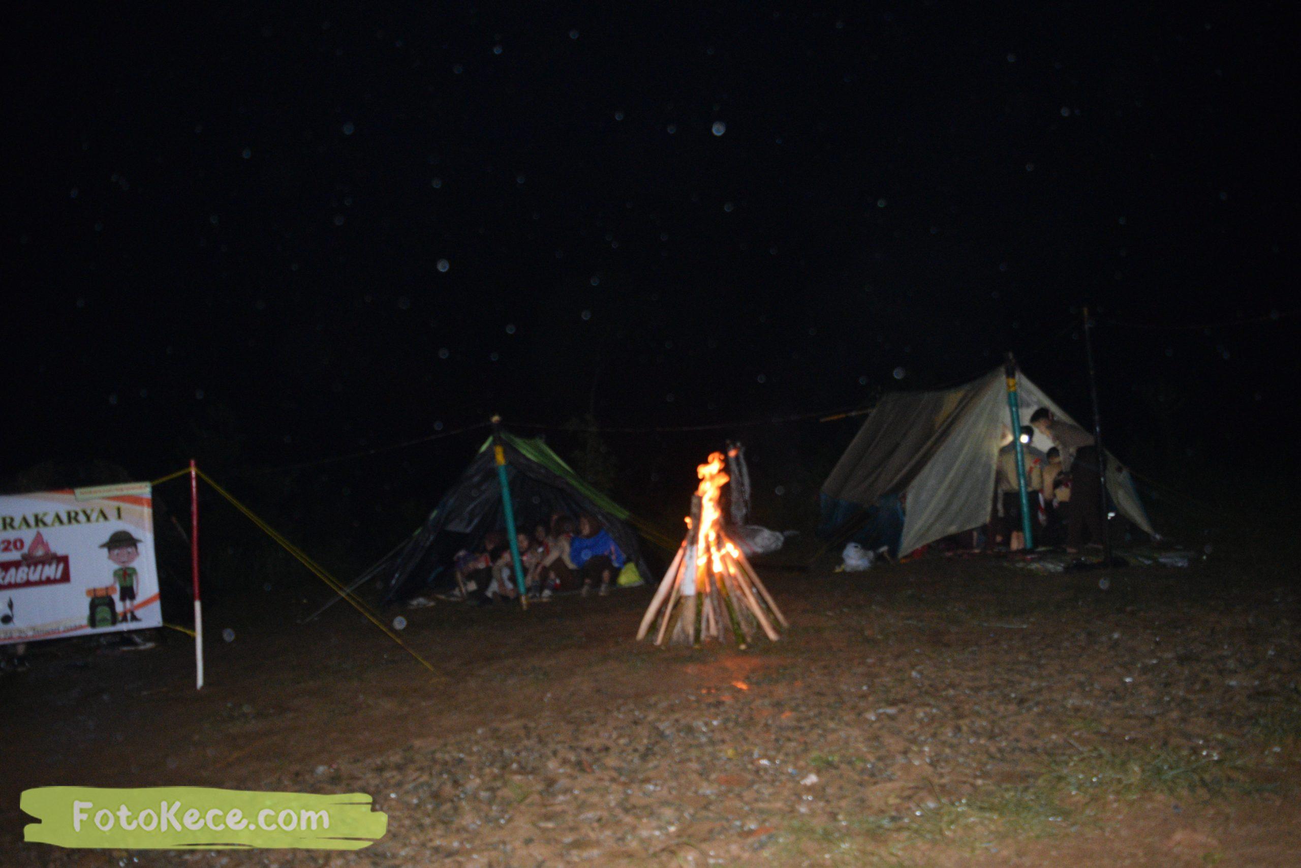 kegiatan sore malam perkemahan narakarya 1 mtsn 2 sukabumi 24 25 januari 2020 pramuka hebat puncak buluh foto kece 69 scaled