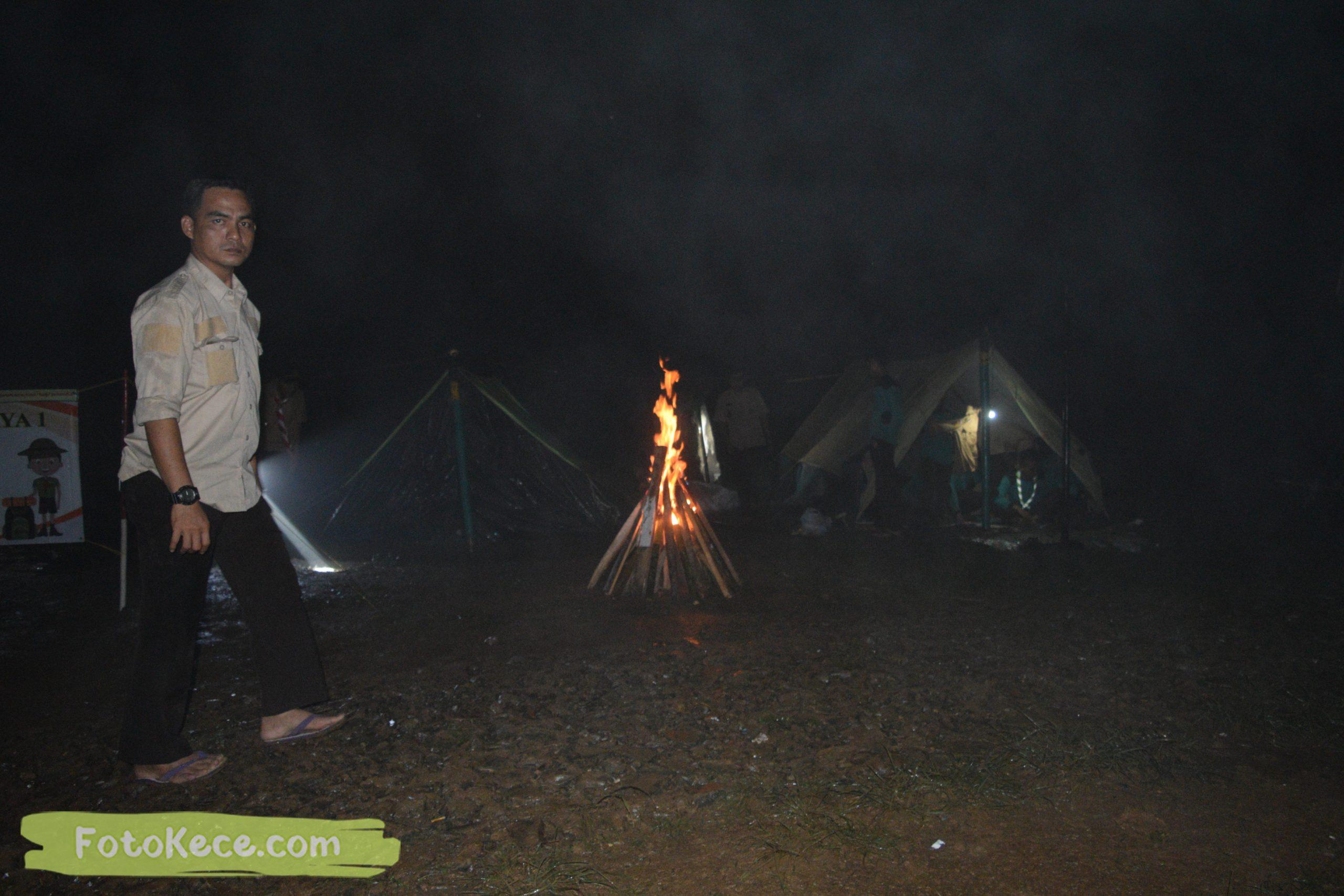 kegiatan sore malam perkemahan narakarya 1 mtsn 2 sukabumi 24 25 januari 2020 pramuka hebat puncak buluh foto kece 76 scaled