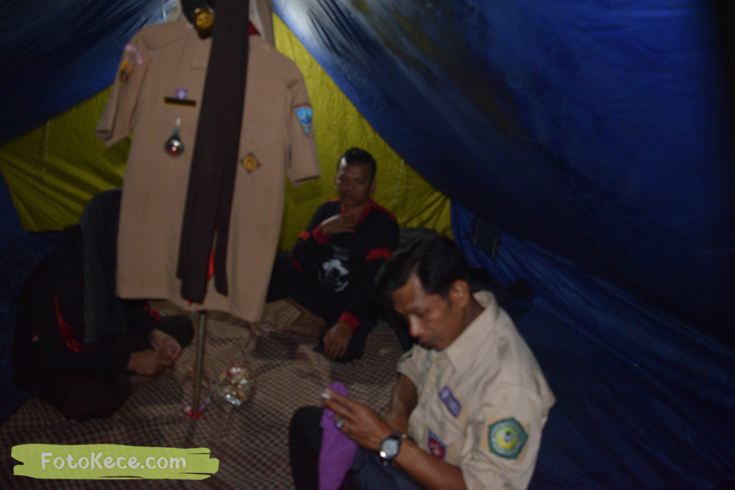 kegiatan sore malam perkemahan narakarya 1 mtsn 2 sukabumi 24 25 januari 2020 pramuka hebat puncak buluh foto kece 80 scaled