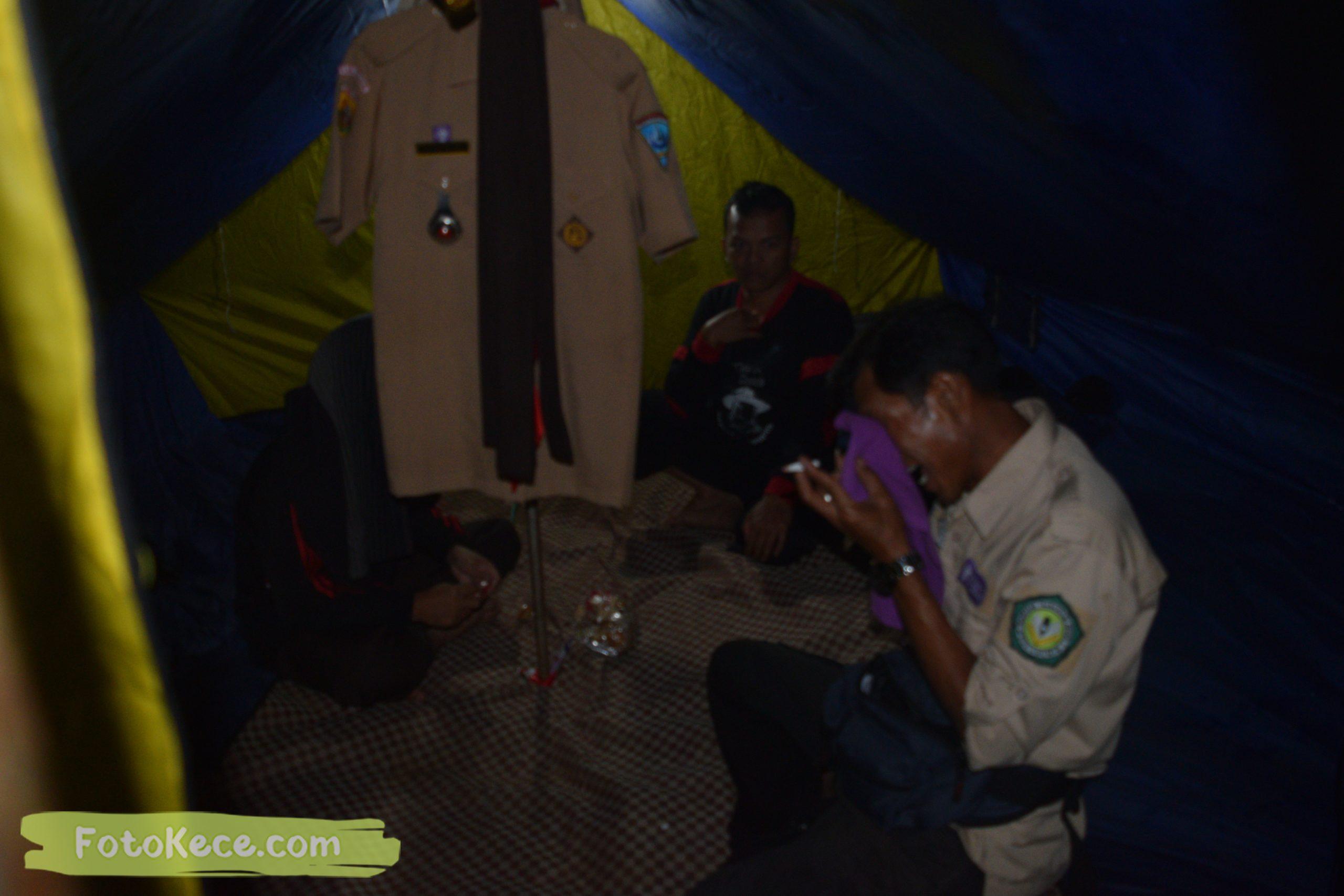 kegiatan sore malam perkemahan narakarya 1 mtsn 2 sukabumi 24 25 januari 2020 pramuka hebat puncak buluh foto kece 81 scaled