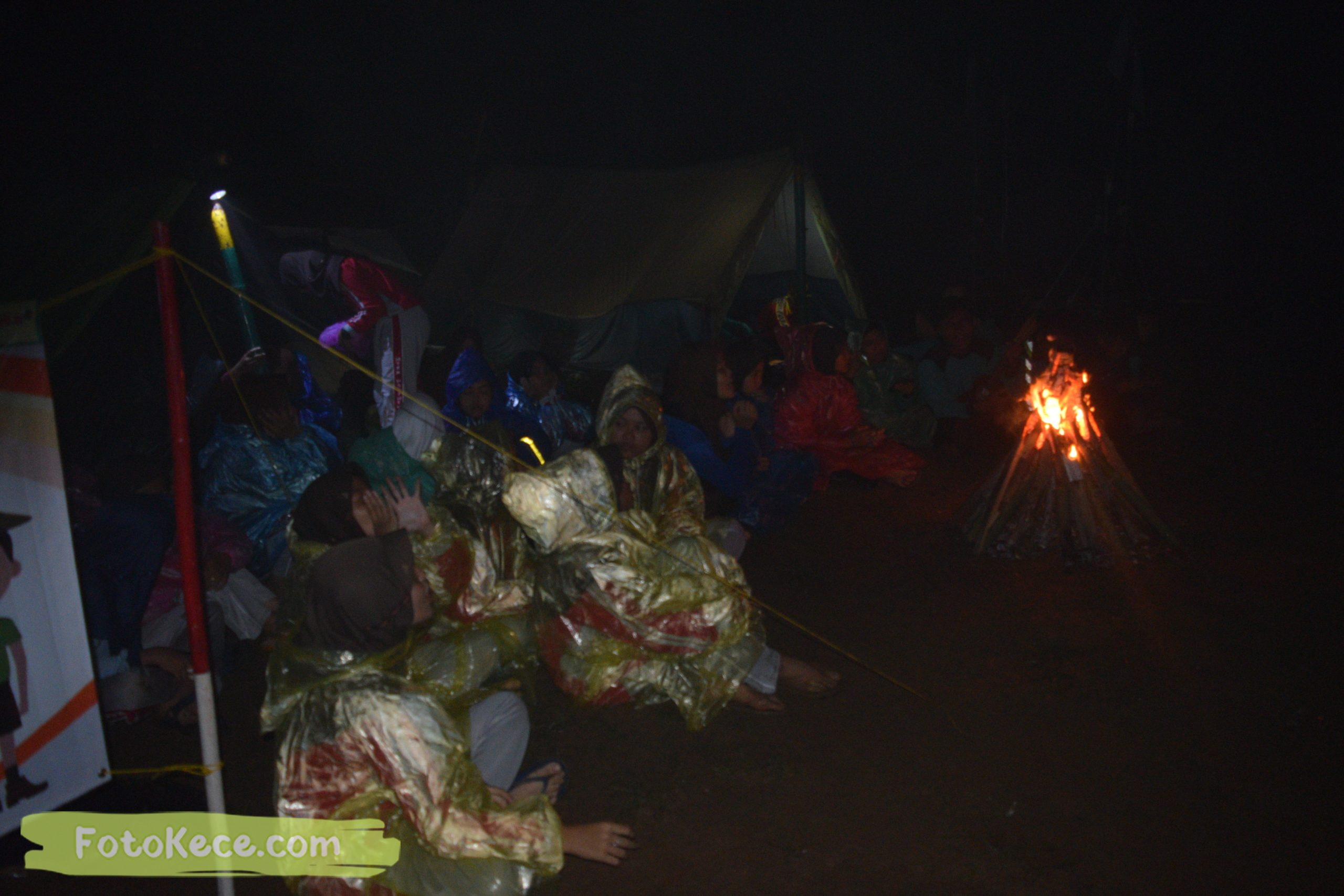 kegiatan sore malam perkemahan narakarya 1 mtsn 2 sukabumi 24 25 januari 2020 pramuka hebat puncak buluh foto kece 91 scaled
