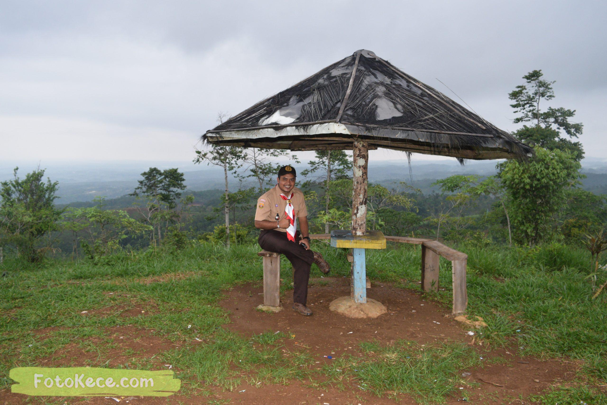 lutfi pada pembukaan perkemahan narakarya 1 mtsn 2 sukabumi 24 25 januari 2020 pramuka hebat wisata alam puncak buluh jampangkulon 81 scaled