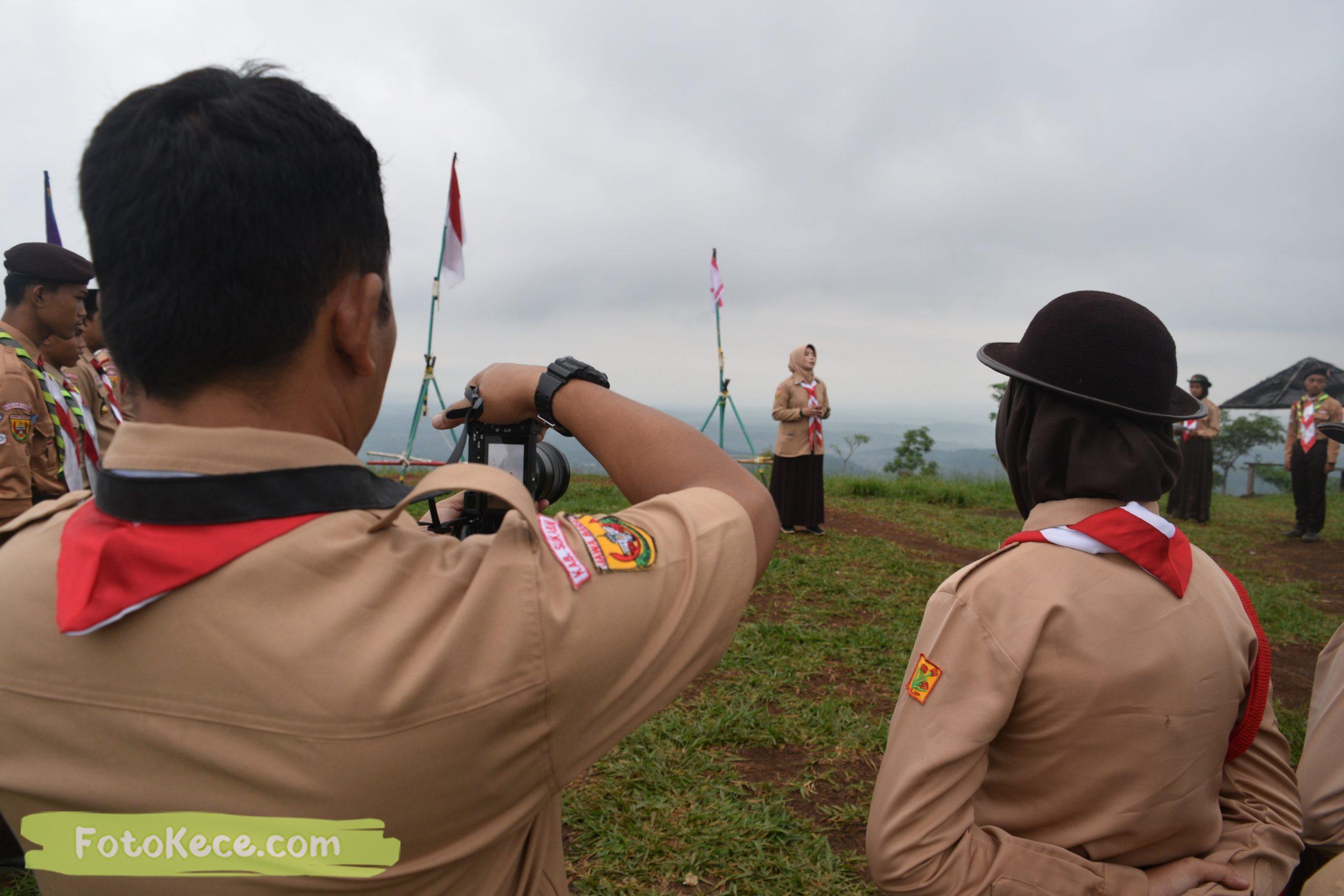 pembukaan perkemahan narakarya 1 mtsn 2 sukabumi 24 25 januari 2020 pramuka hebat wisata alam puncak buluh jampangkulon 20 scaled