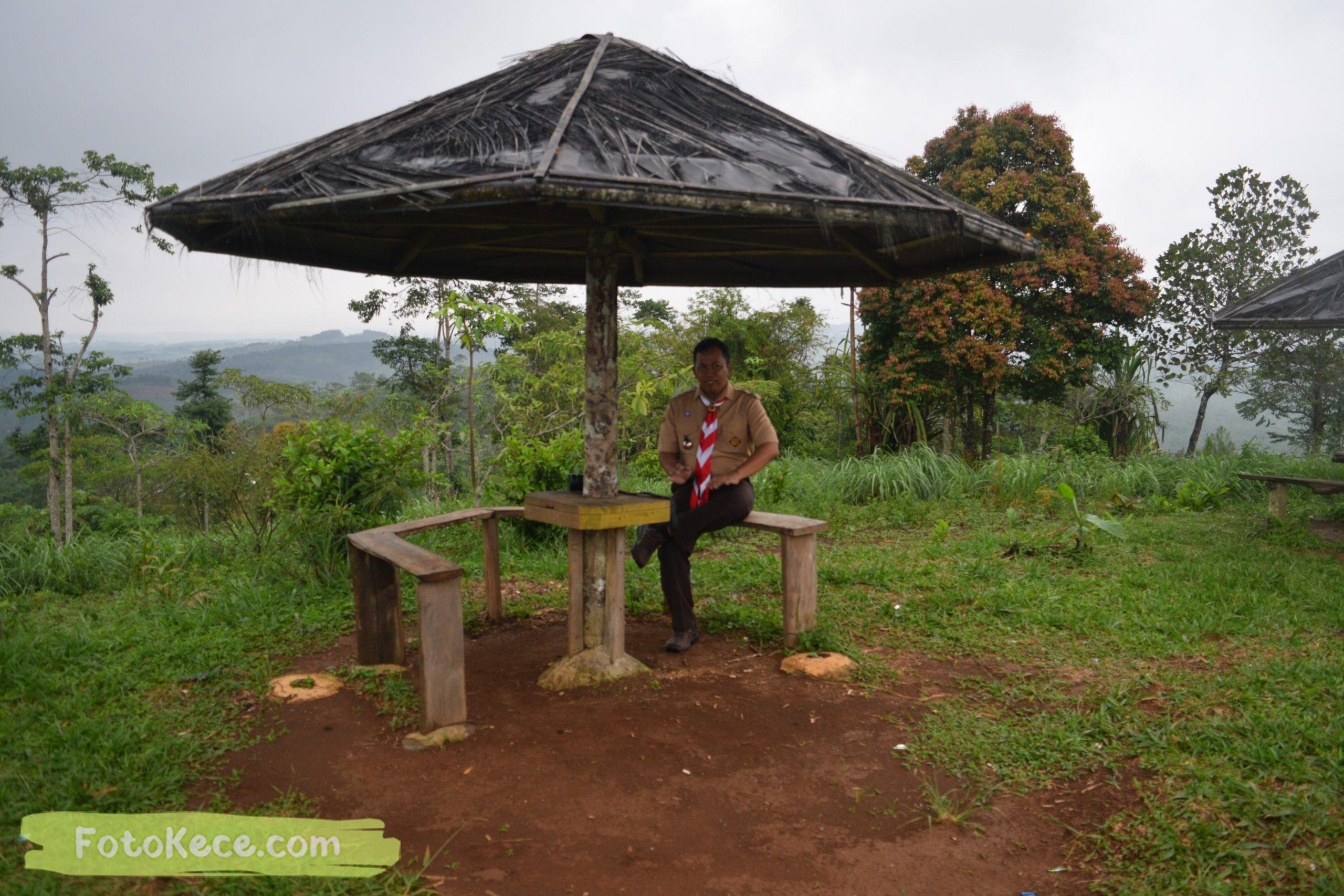 pembukaan perkemahan narakarya 1 mtsn 2 sukabumi 24 25 januari 2020 pramuka hebat wisata alam puncak buluh jampangkulon 35 scaled