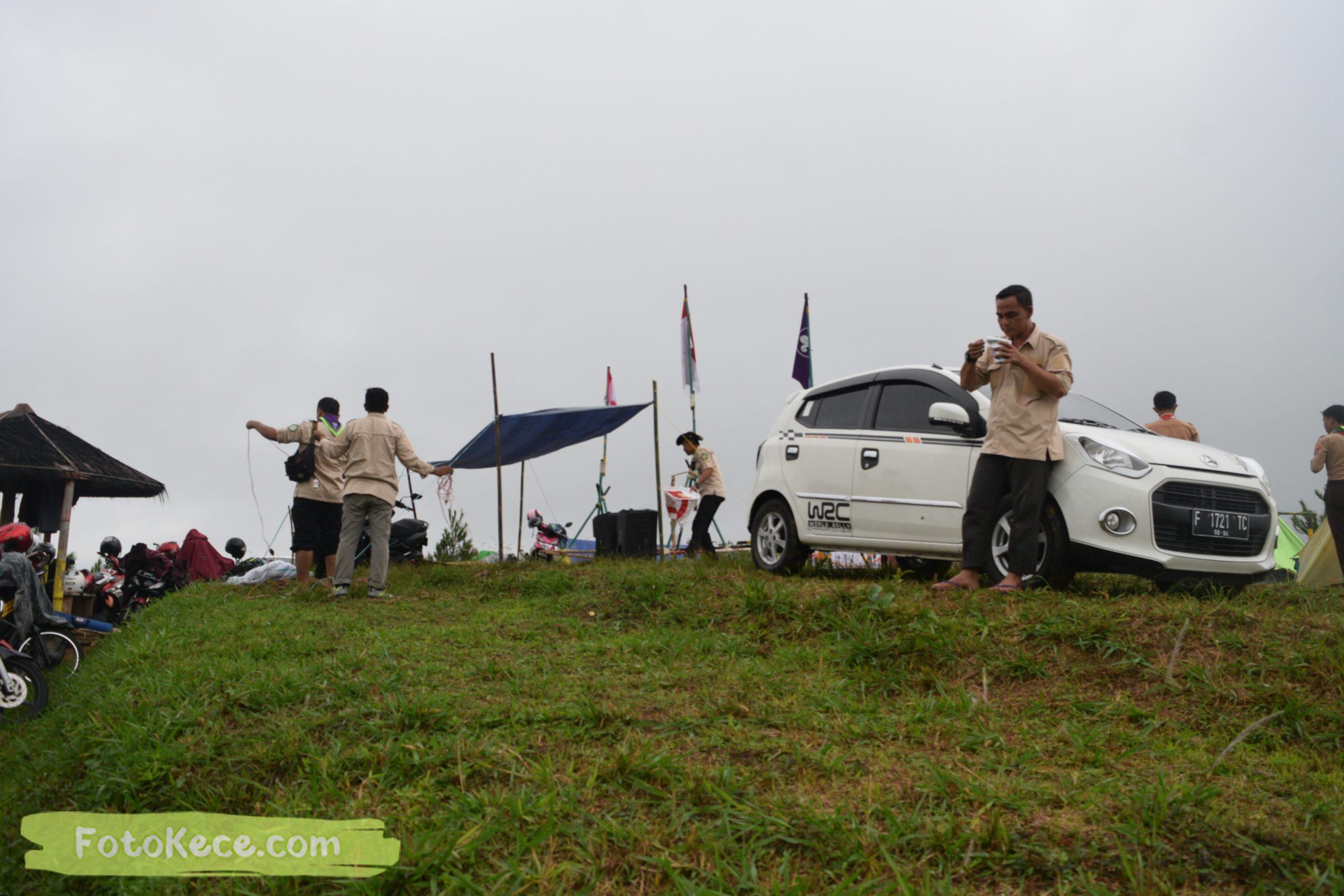 sebelum pembukaan perkemahan narakarya 1 mtsn 2 sukabumi 24 25 januari 2020 pramuka hebat puncak buluh foto kece 12 scaled