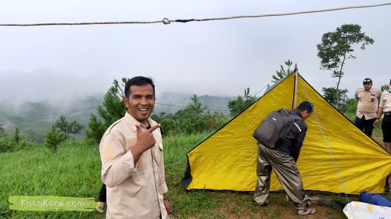 aay kehebohan narakarya 1 2020 di wisata alam puncak buluh foto kece 6