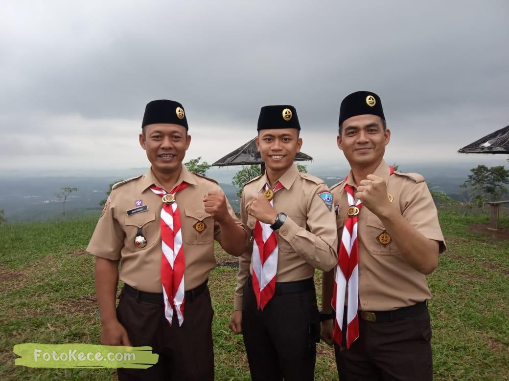 foto baregng kehebohan narakarya 1 2020 di wisata alam puncak buluh foto kece 15