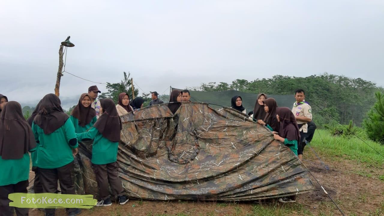kehebohan narakarya 1 2020 di wisata alam puncak buluh foto kece 1