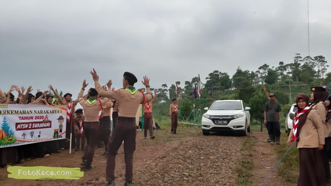 kehebohan narakarya 1 2020 di wisata alam puncak buluh foto kece 16