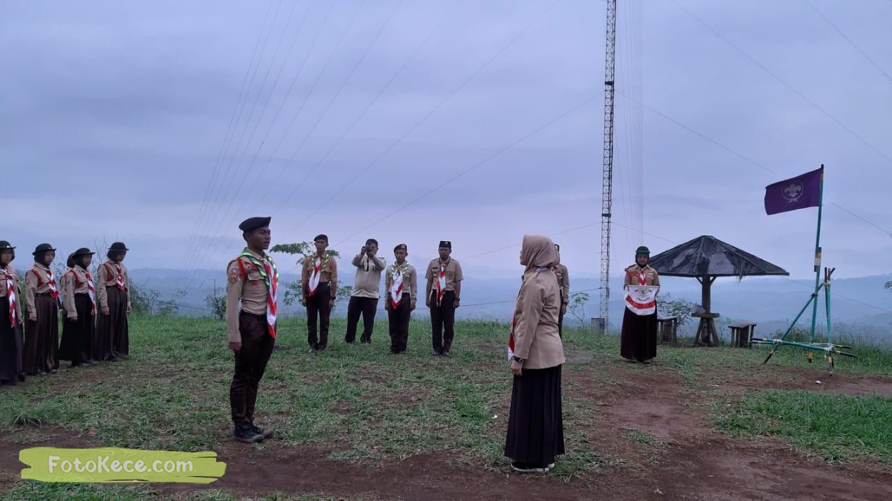 kehebohan narakarya 1 2020 di wisata alam puncak buluh foto kece 24