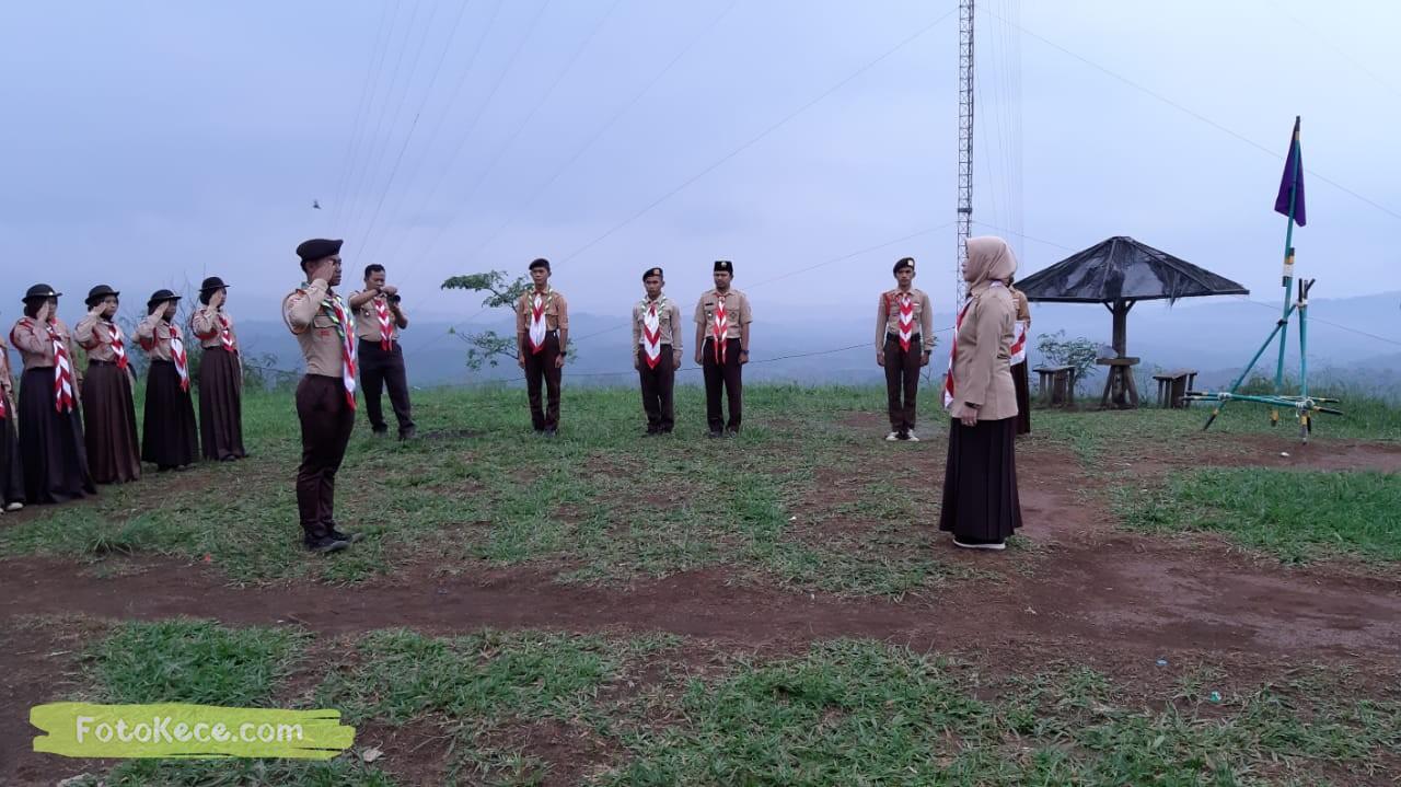 kehebohan narakarya 1 2020 di wisata alam puncak buluh foto kece 36