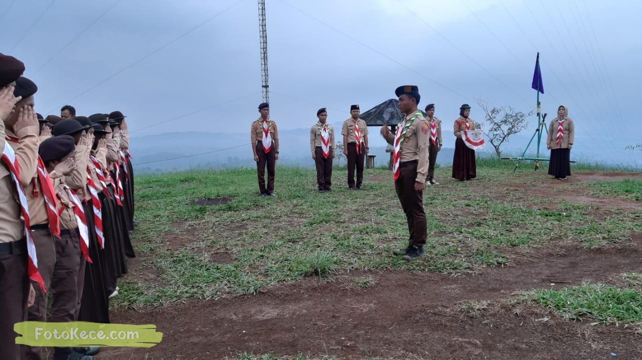 kehebohan narakarya 1 2020 di wisata alam puncak buluh foto kece 39