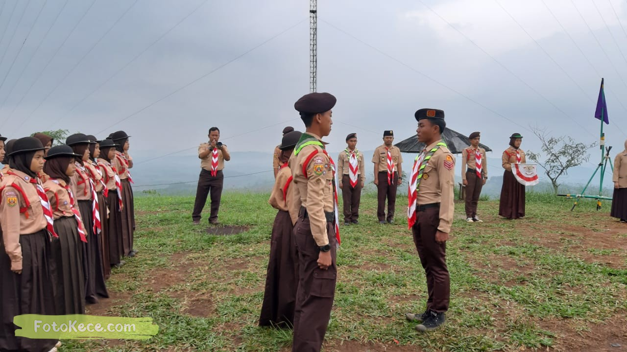 kehebohan narakarya 1 2020 di wisata alam puncak buluh foto kece 40
