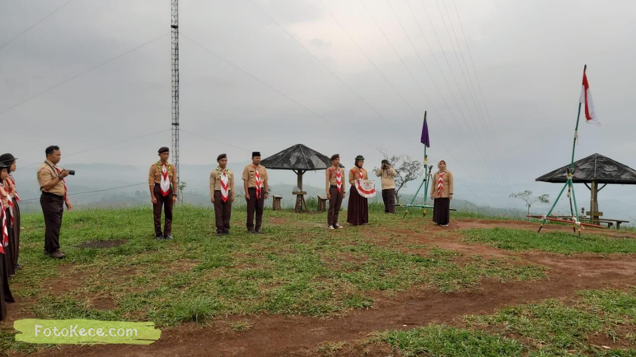 kehebohan narakarya 1 2020 di wisata alam puncak buluh foto kece 43