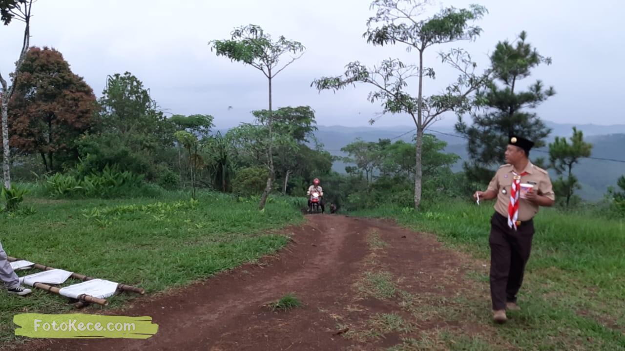 kehebohan narakarya 1 2020 di wisata alam puncak buluh foto kece 44