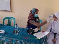 06092021-seribu vaksin pelajar pada madrasah bersama puskesmas buniwangi surade sukabumi (2)