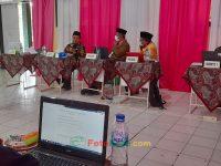 11 September 2021 komite madrasah pada tim penilai di PKKM 4 tahunan MTsN 2 Sukabumi (6)