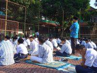 Acep miptah Setelah Dhuha lanjut Pembiasaan membaca Asmaul Husna pada MTsN 2 Sukabumi (3)