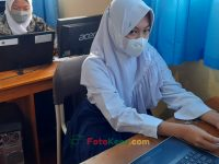 Gladi bersih ANBK MTsN 2 Sukabumi 13, 14 September 2021 (14)