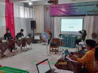 Guru dan Tendik hebat madrasah pada tim penilai PKKM 4 tahunan MTsN 2 Sukabumi September 2021 (1