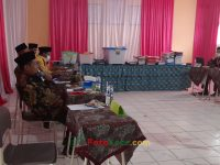 Kasi penmad sukabumi MAMAN HIDAYAT pada tim penilai PKKM MTsN 2 smi (5)