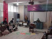 Nenden Suasana ruangan pada PKKM 4 tahunan MTsN 2 Sukabumi (3)